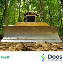 Tree Felling (Mechanical) SWMS 10568-2