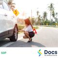 Roadside Tyre Change SOP   Safe Operating Procedure