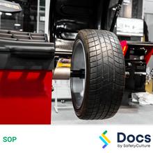 Wheel Balancer SOP 60002-2