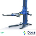 Vehicle Column Lift SOP | Safe Operating Procedure