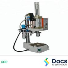 Pneumatic Press SOP 60144-2