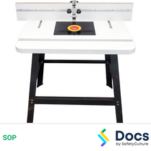 Router Table SOP 60068-2