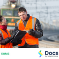 Rail Corridor (Establish Safe Work Zone) SWMS | Safe Work Method Statement