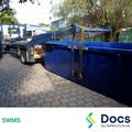 Skip Bin (Truck Mounted Hook Lift) SWMS | Safe Work Method Statement