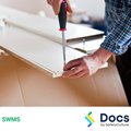 Flat Pack (Delivery & Assembly) SWMS | Safe Work Method Statement