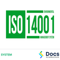Environmental Management System AS/NZS ISO 14001