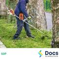 Brush Cutter SOP | Safe Operating Procedure
