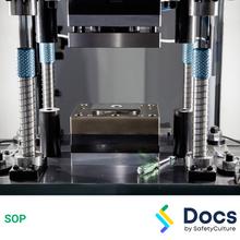 Hydraulic Punch Press SOP 60112-2