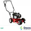 Lawn Edger SOP | Safe Operating Procedure