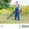 Leaf Blower SOP | Safe Operating Procedure