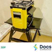 Thicknesser SOP 60060-2