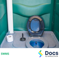 Cleaning (Construction Site Amenities) SWMS | Safe Work Method Statement