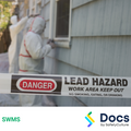 Lead Paint Removal SWMS | Safe Work Method Statement