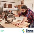 Radial Arm Saw SOP | Safe Operating Procedure