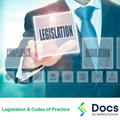 OHS/WHS Legislation & Codes of Practice Reference List
