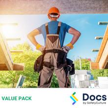 Builders SWMS Pack 50173-3