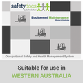 Construction/Subcontractor OSHE - Equipment Maintenance 50211-1