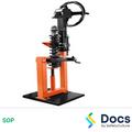 Strut Spring Compressor SOP | Safe Operating Procedure