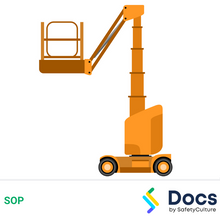 Mobile Vertical Lift SOP 60034-1