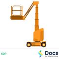 Mobile Vertical Lift SOP | Safe Operating Procedure