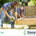 Circular Saw (Handheld) SOP | Safe Operating Procedure