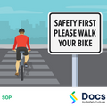 Cyclist Safety SOP | Safe Operating Procedure