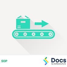 Conveyor Belts (Working Around) SOP 60158-1