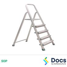 Ladder (Platform) SOP 60161-1