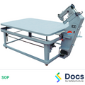 Mattress Tape Edging Machine SOP | Safe Operating Procedure