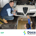 Vehicle Service Pit SOP | Safe Operating Procedure