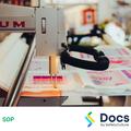 Quilting Machine SOP | Safe Operating Procedure
