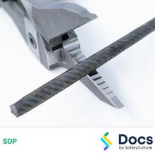Hydraulic Cropper SOP 60171-2