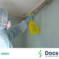 Cleaning (Mould Remediation) SWMS | Safe Work Method Statement
