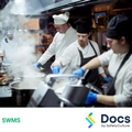 Kitchen Service SWMS   Safe Work Method Statement