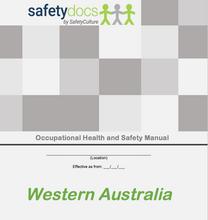 OSH Manual (Western Australia) 20181-1