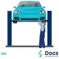 Vehicle Hoist (2-4 Post) SOP | Safe Operating Procedure