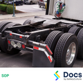 Coupling & Decoupling (Prime Mover - Trailer) SOP | Safe Operating Procedure