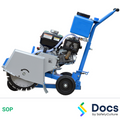 Road Saw SOP | Safe Operating Procedure