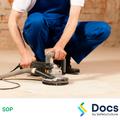 Grinder (Floor) SOP | Safe Operating Procedure