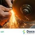 Chain Sharpening Grinder SOP | Safe Operating Procedure