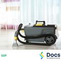 Vacuum Cleaner (Wet/Dry) SOP | Safe Operating Procedure