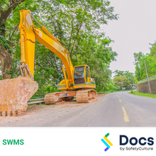 Roadworks (Drain Clearing) SWMS 10441-1