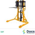 Pallet Stacker SOP | Safe Operating Procedure