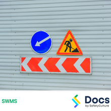 Signage Installation SWMS 10447-2
