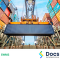 Site Mobilisation (Shipping Containers) SWMS 10448-1