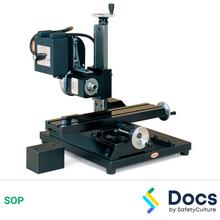 Horizontal Mill SOP 60211-1