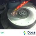 Grinder (Fly-Wheel) SOP   Safe Operating Procedure