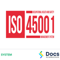 Occupational Health & Safety (OHS/WHS) Management System AS/NZS ISO 45001
