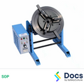 Rotary Welding Machine SOP | Safe Operating Procedure