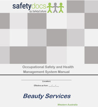 WA - OSH - Beauty Services Occupational Safety & Health Management System 50233-1